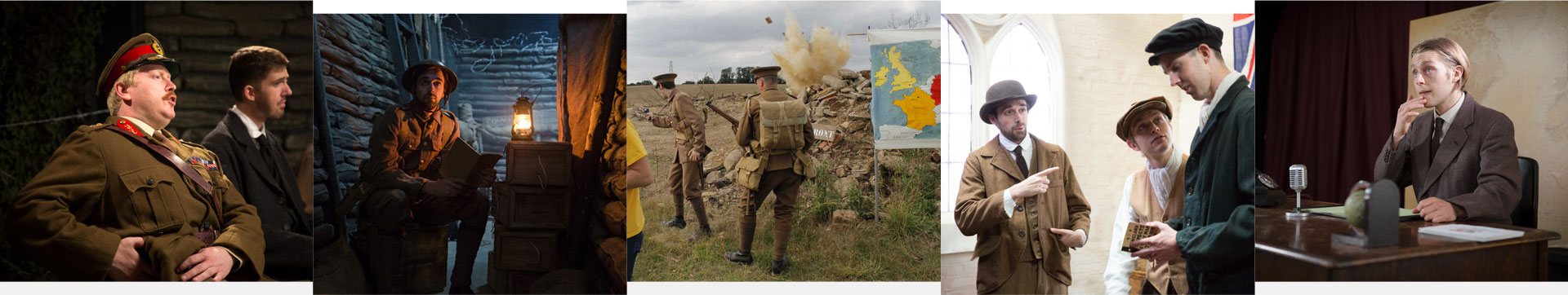 Highly engaging World War One educational history videos Ofsted aligned
